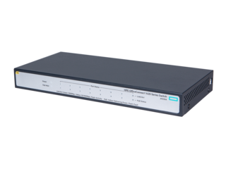JH330A - HPE 1420 8G PoE+ (64W) Switch