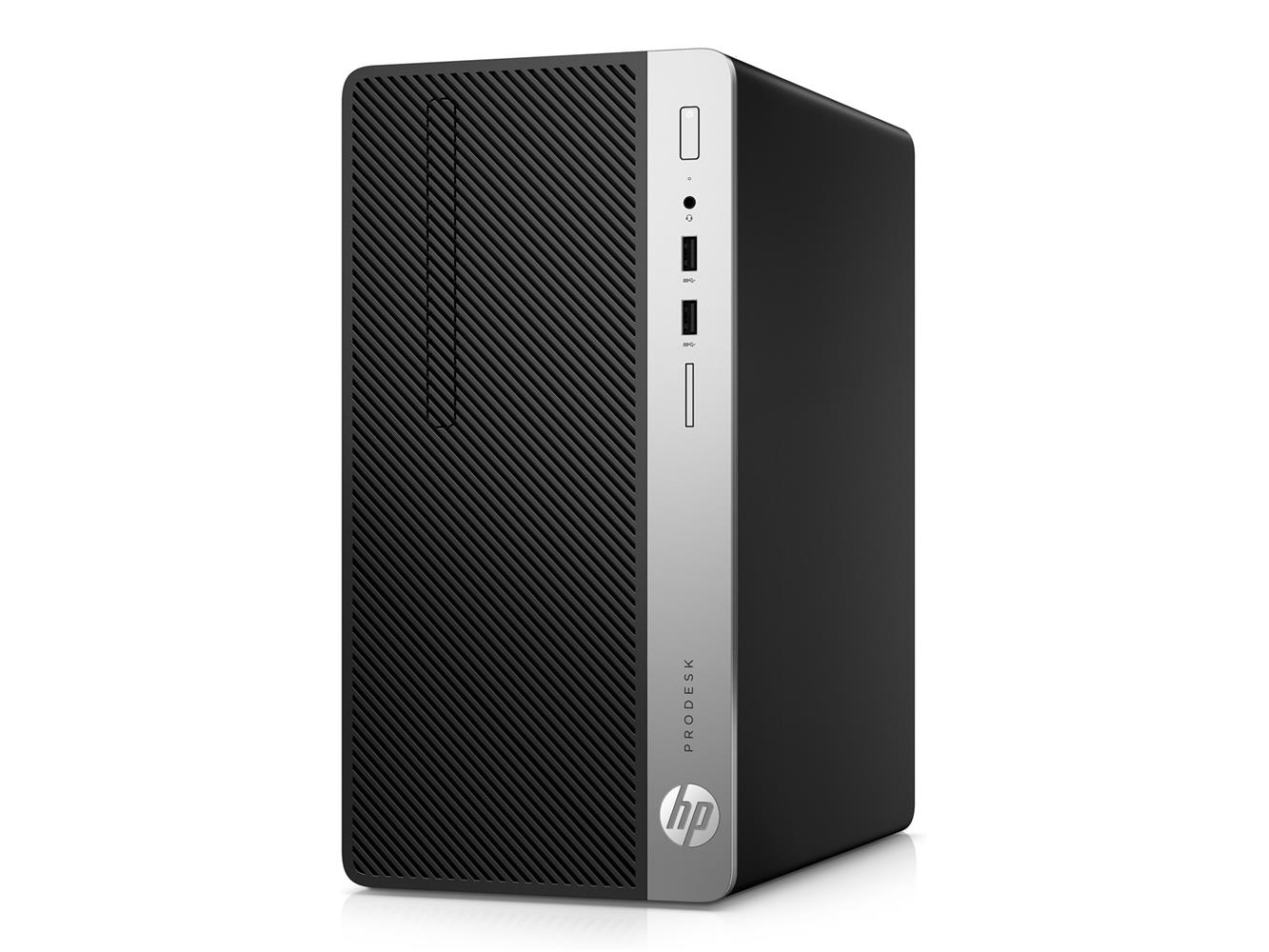 HP ProDesk 400 G4 Microtower - HP ProDesk 400 G4 Microtower