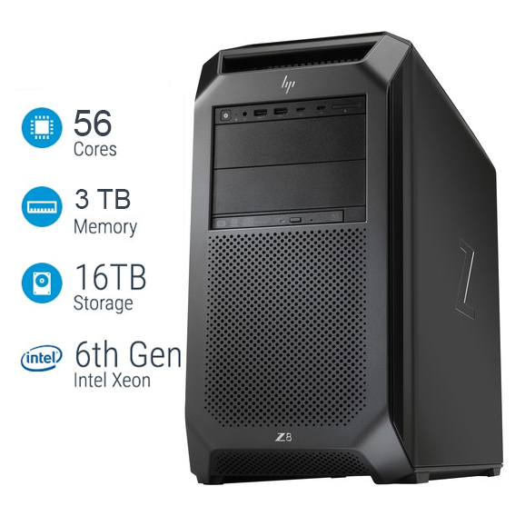 HP Z8 G4 Workstation