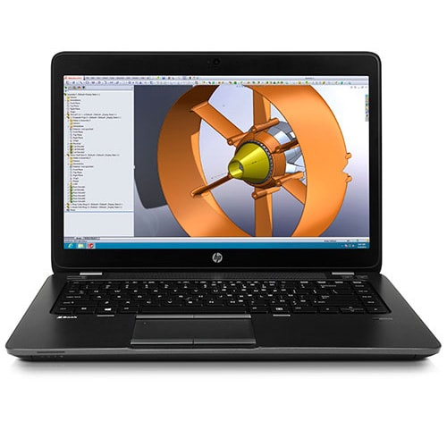 HP ZBook 14