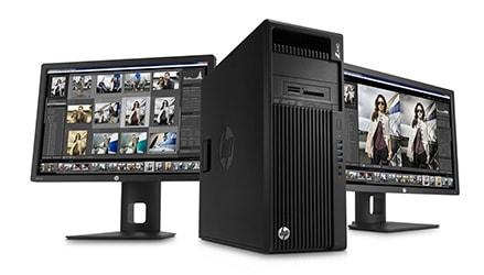 HP Z440 Workstation - Cải tiến đáng kinh ngạc