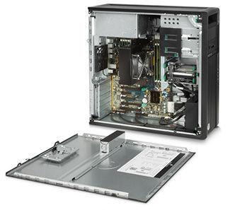 F5W13AV - HP Z440 Workstation - Sức mạnh từ CPU