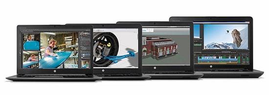 HP ZBook Studio - Sự lựa chọn tuyệt vời cho Mobile Workstations