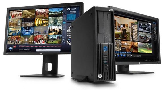 Giải pháp Camera An ninh - PC và Workstations