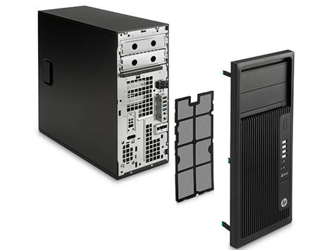 Bộ lọc bụi của HP Workstation Z240 tower